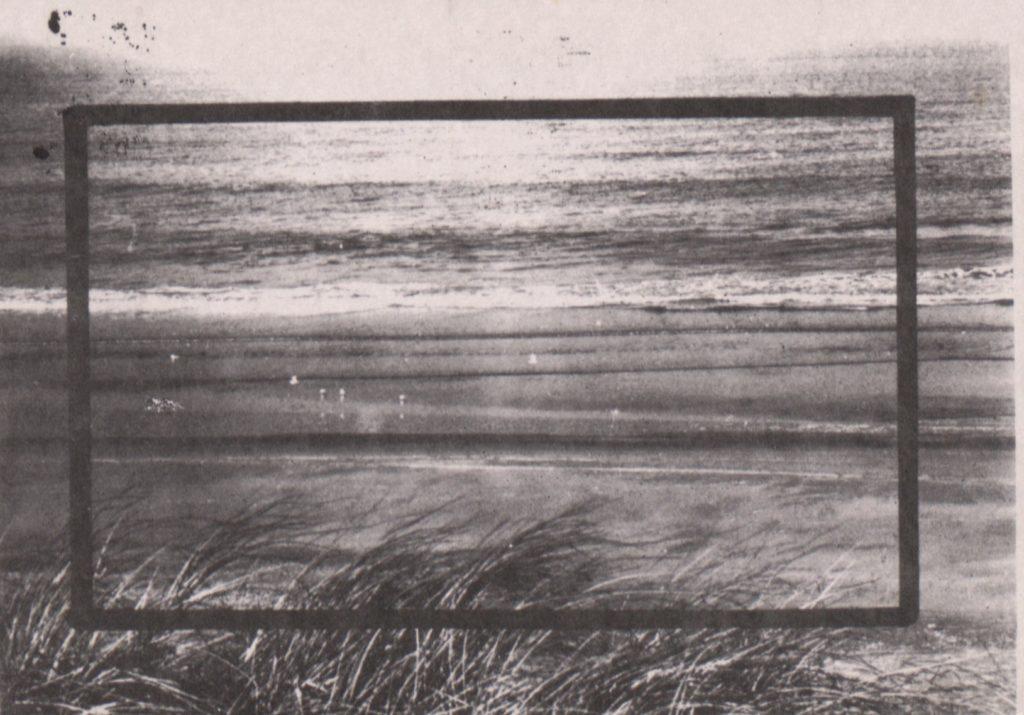 Jan Dibbets for  LAND ART, Gerry Schum, Fernsehgalerie Berlin, 1969; Sammlung Marzona, Kunstbibliothek – Staatliche Museen zu Berlin © VG Bild-Kunst, Berlin