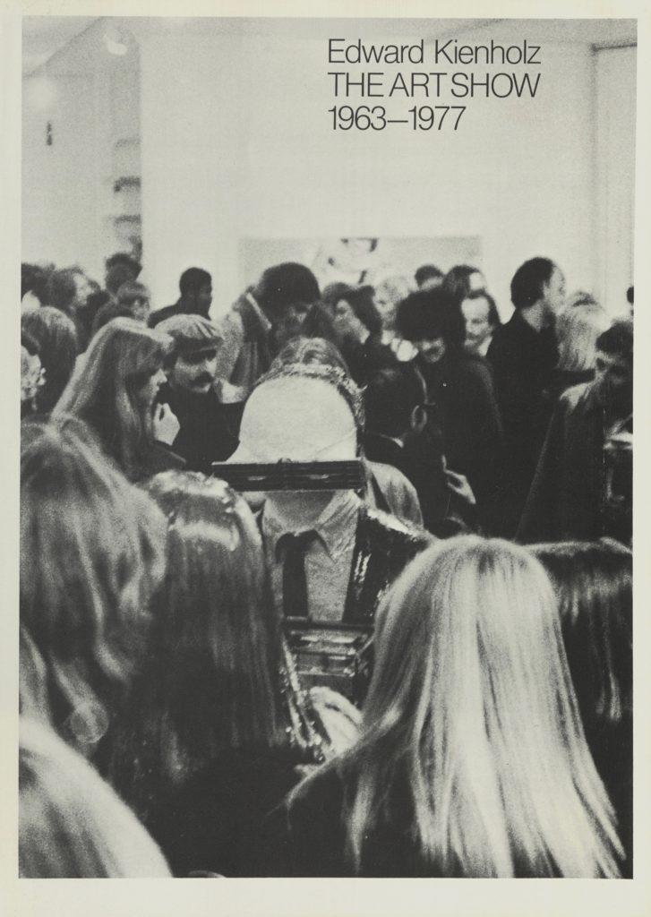 Ed Kienholz, THE ART SHOW, Städtische Kunsthalle Düsseldorf, 1977 (CATALOGUE) © SKD