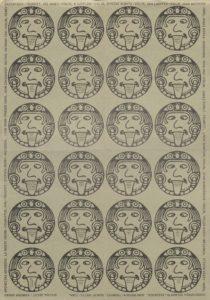 The 83rd Fluxus Concert: Fluxorchestra At Carnegie Recital Hall Conducted by La Monte Young, 1965 (invitation poster); Archiv der Avantgarden, Staatliche Kunstsammlungen Dresden