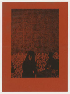 Yayoi Kusama, DRIVING IMAGE SHOW, Galerie Thelen, Essen, 1966 (invitation); Sammlung Marzona, Kunstbibliothek – Staatliche Museen zu Berlin